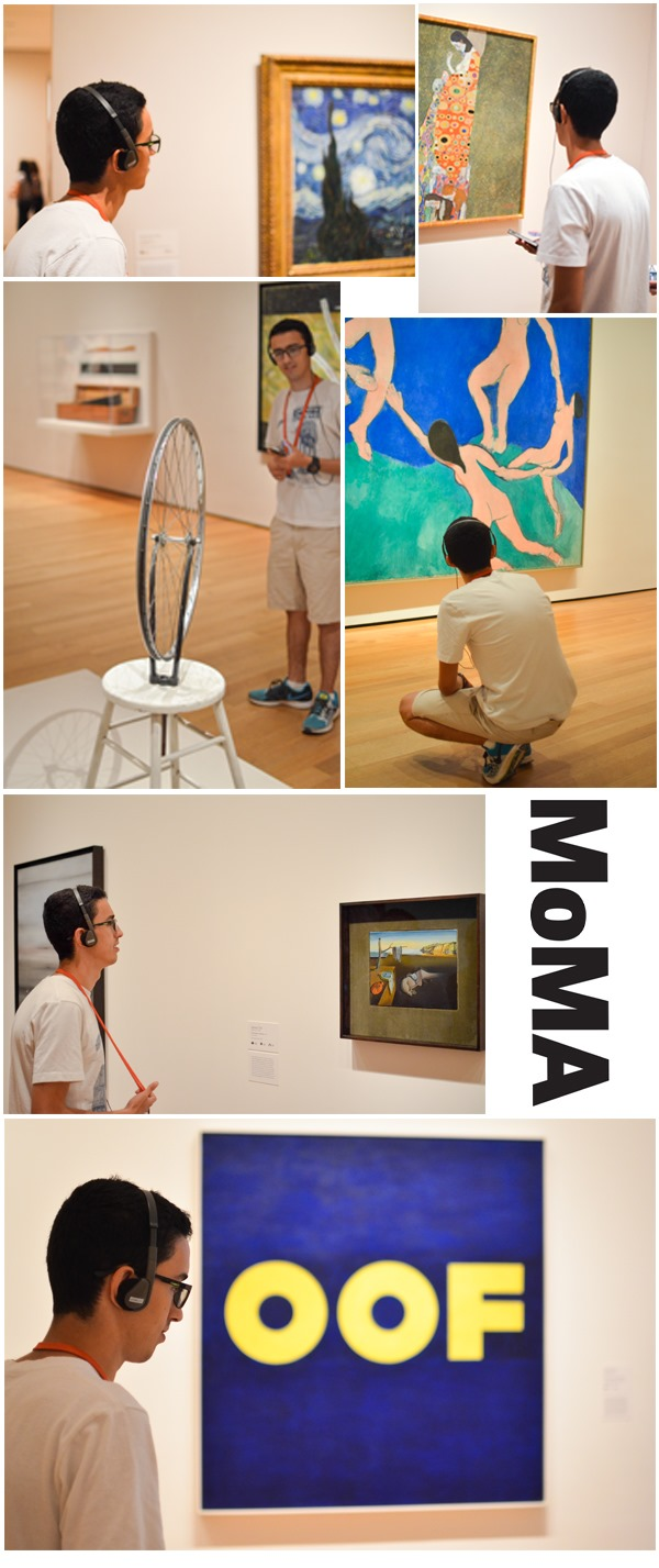 MoMA Collage